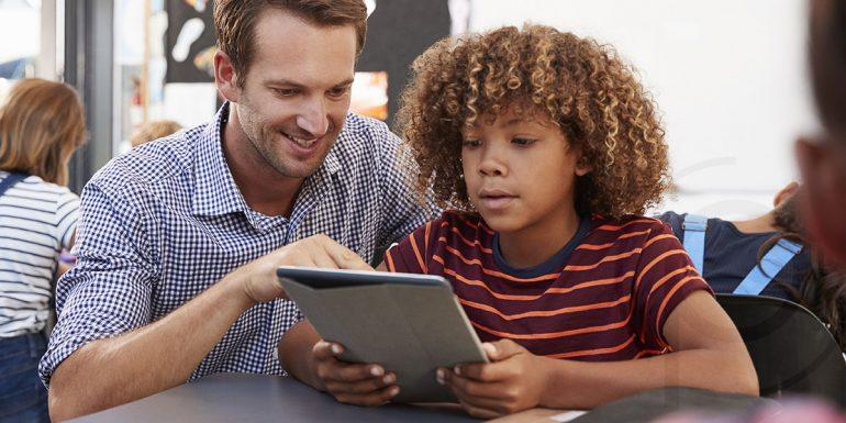 Pratiche innovative con le tecnologie didattiche: tablet e lavagna multimediale